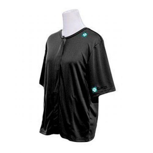 healincomfort mastectomy shirt black