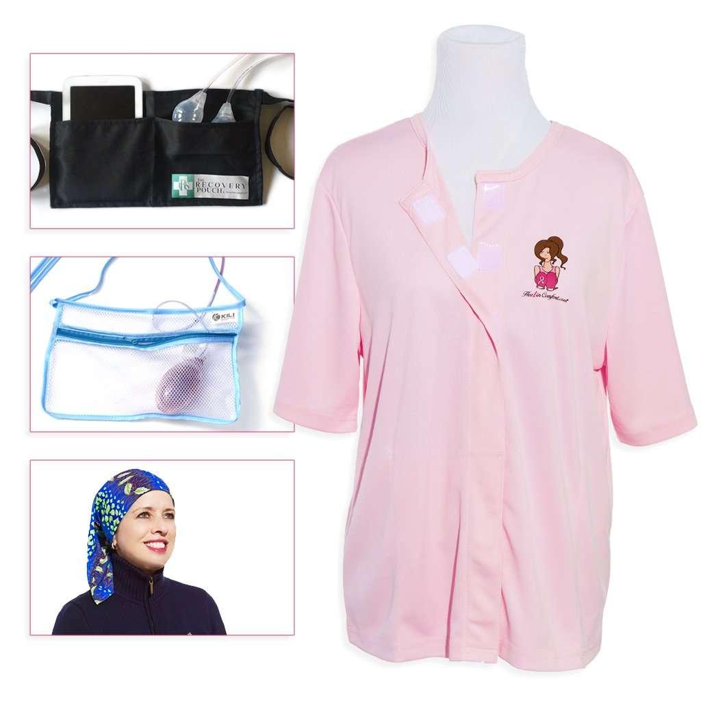 healincomfort mastectomy recovery kit