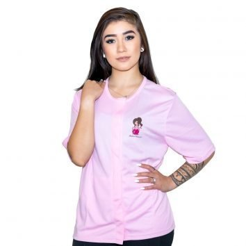 pink healincomfort recovery shirts