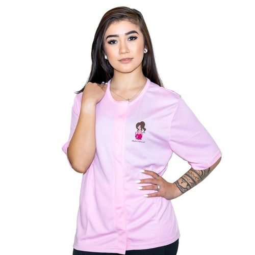 healincomfort recovery shirt in pink