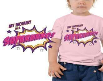 Super Mommy (Toddler)