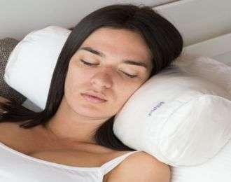 Billow Roll Silk Pillow
