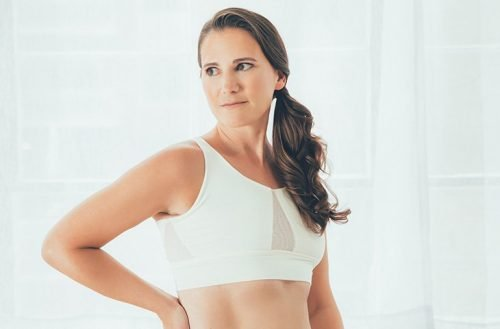 post mastectomy leisure bra