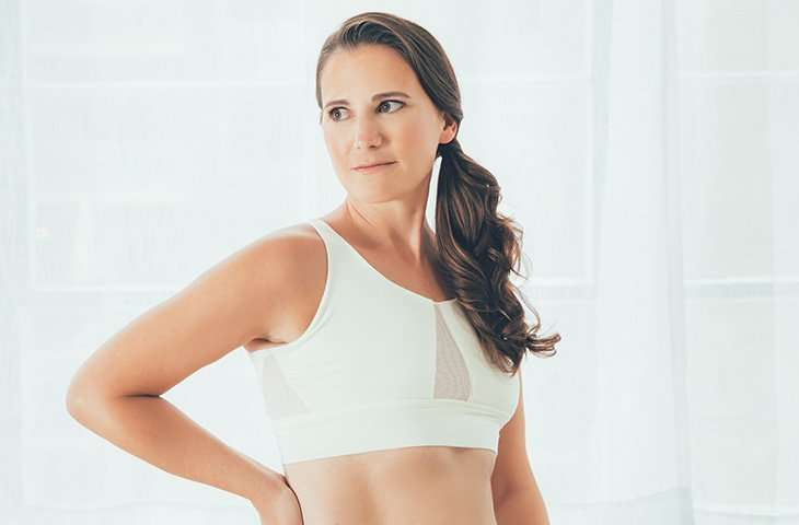 post mastectomy leisure bra