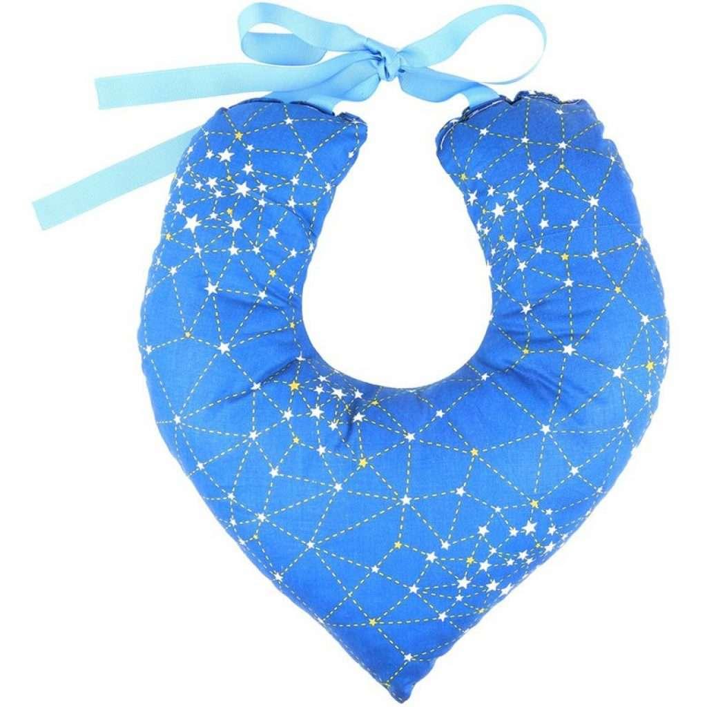 Mastectomy Recovery Armpit Healing Protector Pillow (Cobalt Blue)