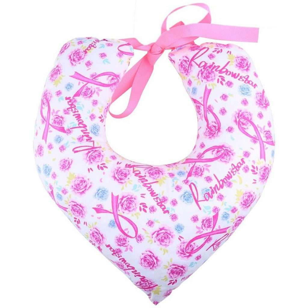 Mastectomy Recovery Armpit Healing Protector Pillow (Rose Ribbon)