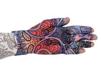 Birds of Paradise Gloves