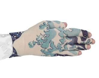 Great Wave Gloves